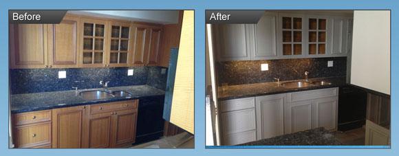 Kitchen Cabinets Miami Refinish