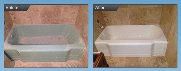 Bathtub Refinishing U2013 Donu0027t Replace, Refinish!